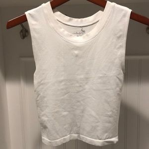🌟Free People nylon/spandex top! Form fitting!